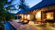 Anantara_Dhigu_Maldives_TwoBedroom_FamilyVilla_Deck_Evening_1920x1037