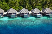 Dusit-Thani-Maldives_Water_Villas with Pool