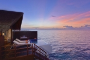 tn_Ocean Pool Water Villa Sunset