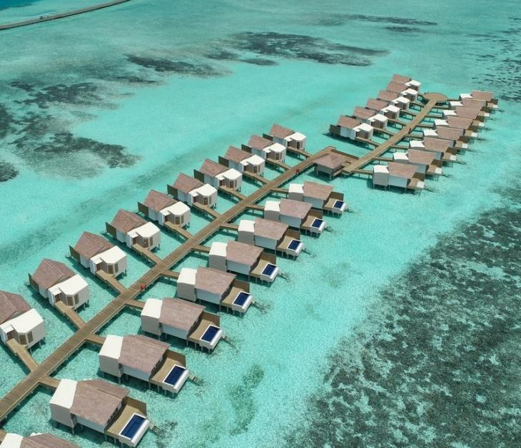 Hard Rock Hotel Maldives 硬石酒店