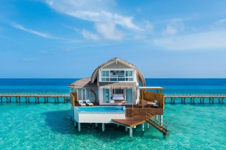 JW Marriott Maldives Resort & Spa 萬豪度假酒店
